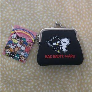 Bad Badtz-Maru Coin Purse